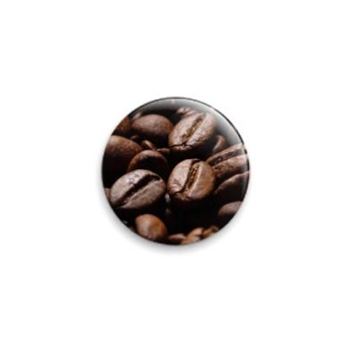 Значок 25мм  'Кофе'