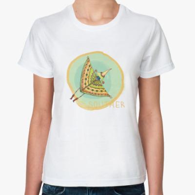 Классическая футболка На юг! (souther)