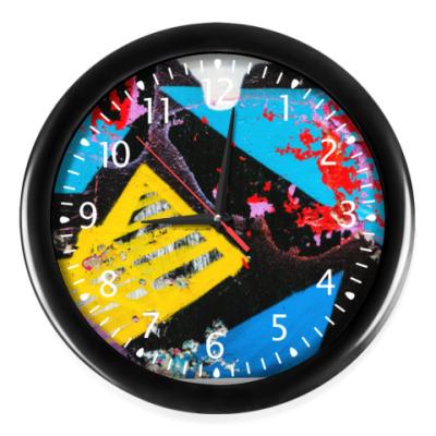 Часы Graffiti boom