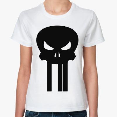 Классическая футболка Каратель
