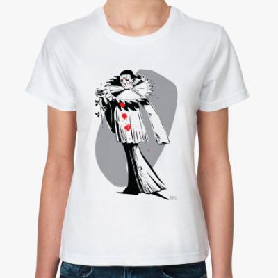 Классическая футболка Пьеро