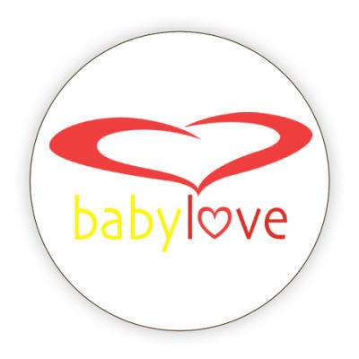 Костер (подставка под кружку) Baby Love