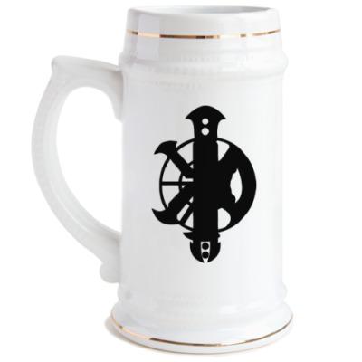 Пивная кружка Killah Priest