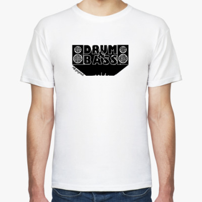 Футболка Drum&Bass
