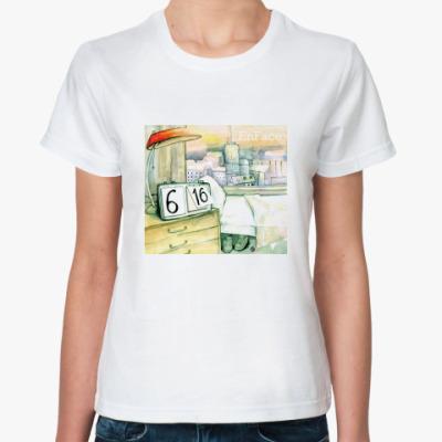 Классическая футболка EnFace