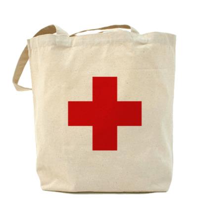 Сумка  «Красный Крест»