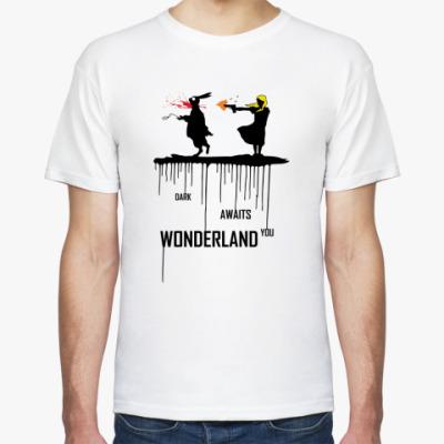 Футболка Dark Wonderland