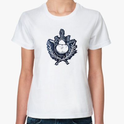 Классическая футболка Кости