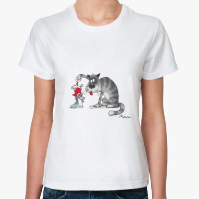 Классическая футболка New year