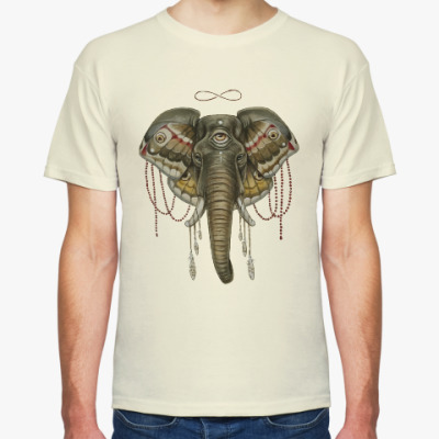 Футболка Слон