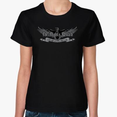Женская футболка Ночной дозор