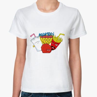 Классическая футболка ATHF 2