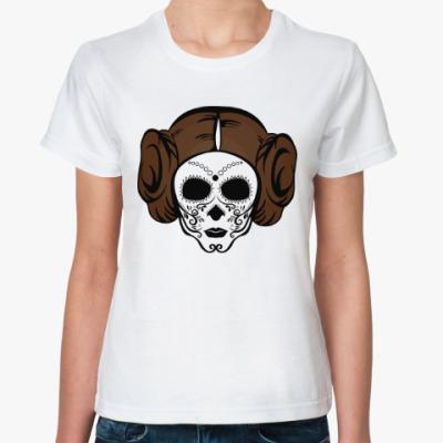 Классическая футболка Лея