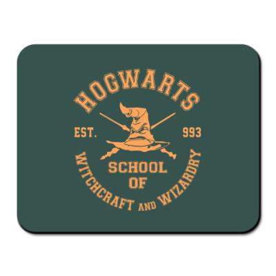 Коврик для мыши Hogwarts