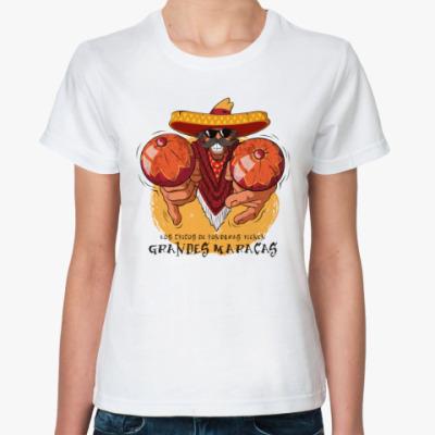 Классическая футболка Гондурас