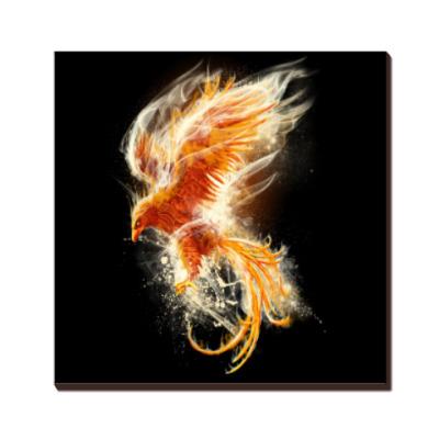Птица Феникс Fenix bird