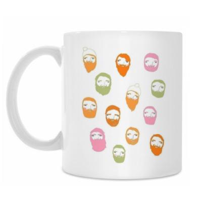 Кружка Beards