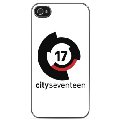 Чехол для iPhone City 17