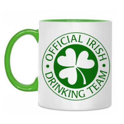 Кружка Official Irish Drinking Team