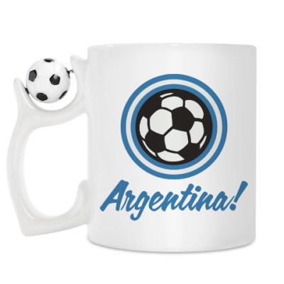 Кружка Аргентина