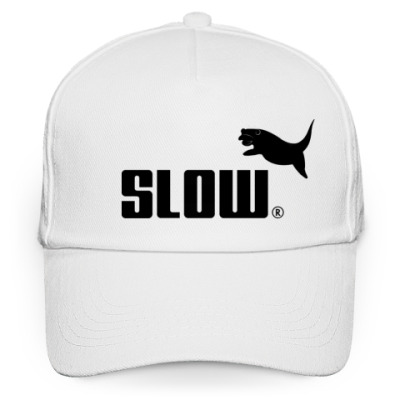 Кепка бейсболка Slow