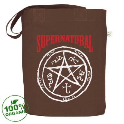 Сумка Devil's Trap - Supernatural