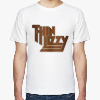 Футболка Thin Lizzy