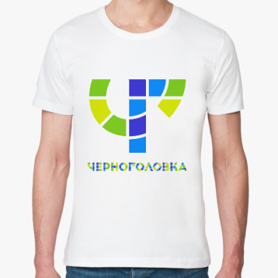 Футболка из органик-хлопка Футболка Continental Clothing