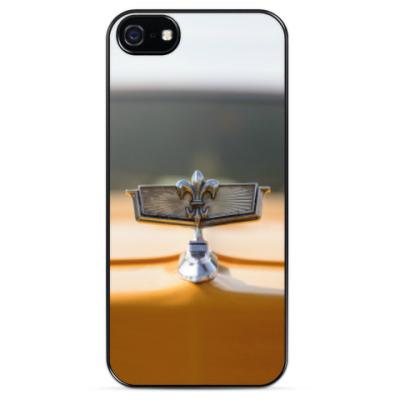 Чехол для iPhone Chevrolet El Camino Логотип