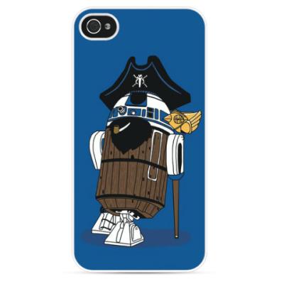 Чехол для iPhone R2-D2