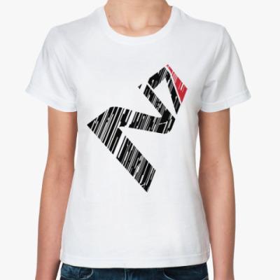 Классическая футболка N7 Mass Effect