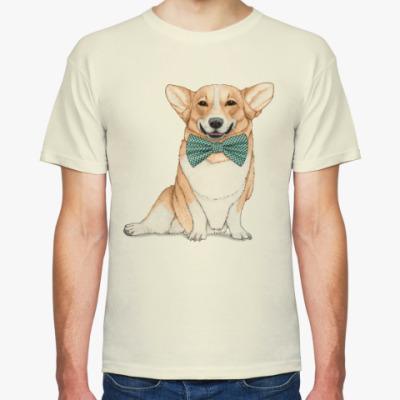 Футболка Весёлая собака