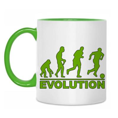 Кружка Evolution