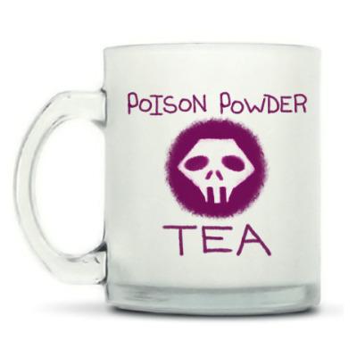 Кружка матовая Poison Powder Tea Pokemon
