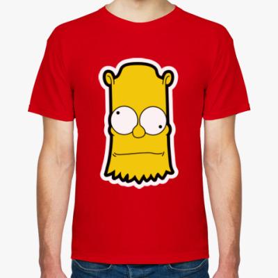 Футболка Crazy Bart