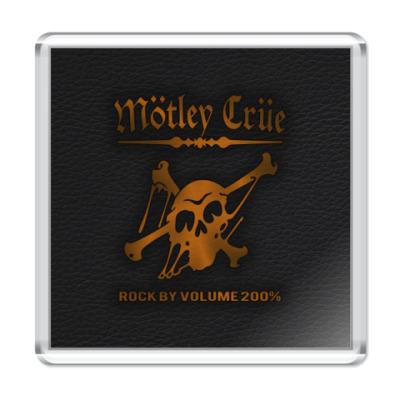 Магнит Mötley Crüe