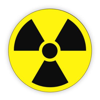 Костер (подставка под кружку) biohazard