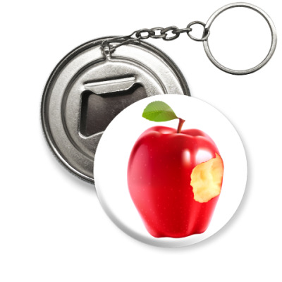 Брелок-открывашка В яблочко!