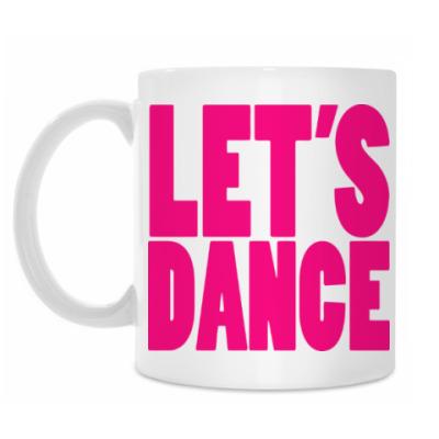 Кружка Let's dance