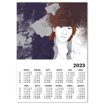 Календарь  A2  Кояма