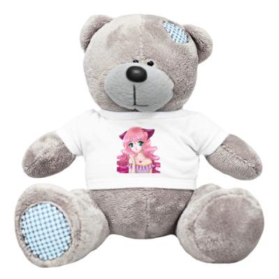 Плюшевый мишка Тедди neko