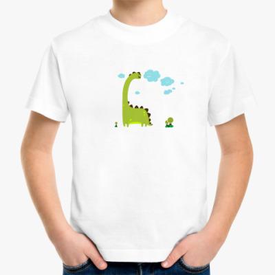 Детская футболка Dino