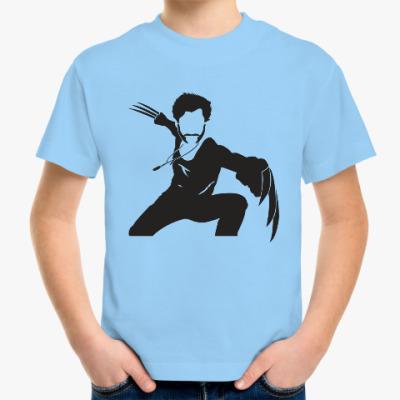 Детская футболка Росомаха