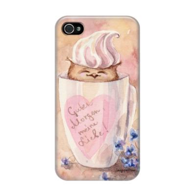 Чехол для iPhone 4/4s Meine Liebe