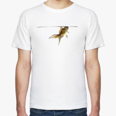 Футболка Золотая рыбка