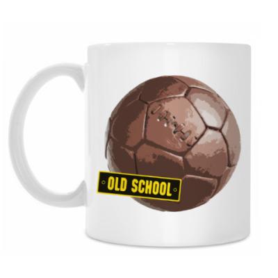 Кружка Old School Футбол