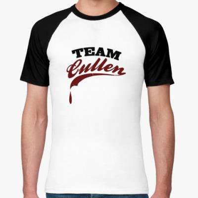Футболка реглан Team Cullen