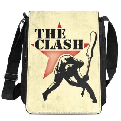 Сумка-планшет The Clash