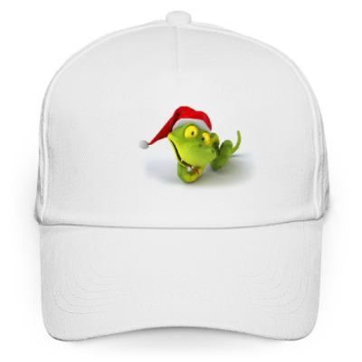 Кепка бейсболка Зеленая змея