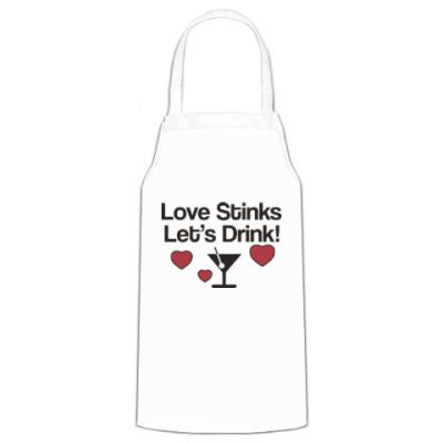 Фартук Love Stinks